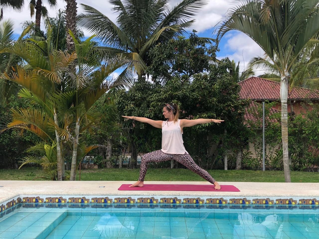 Lead yoga teacher for June 24 - 30