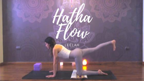 Hatha Flow Leelah