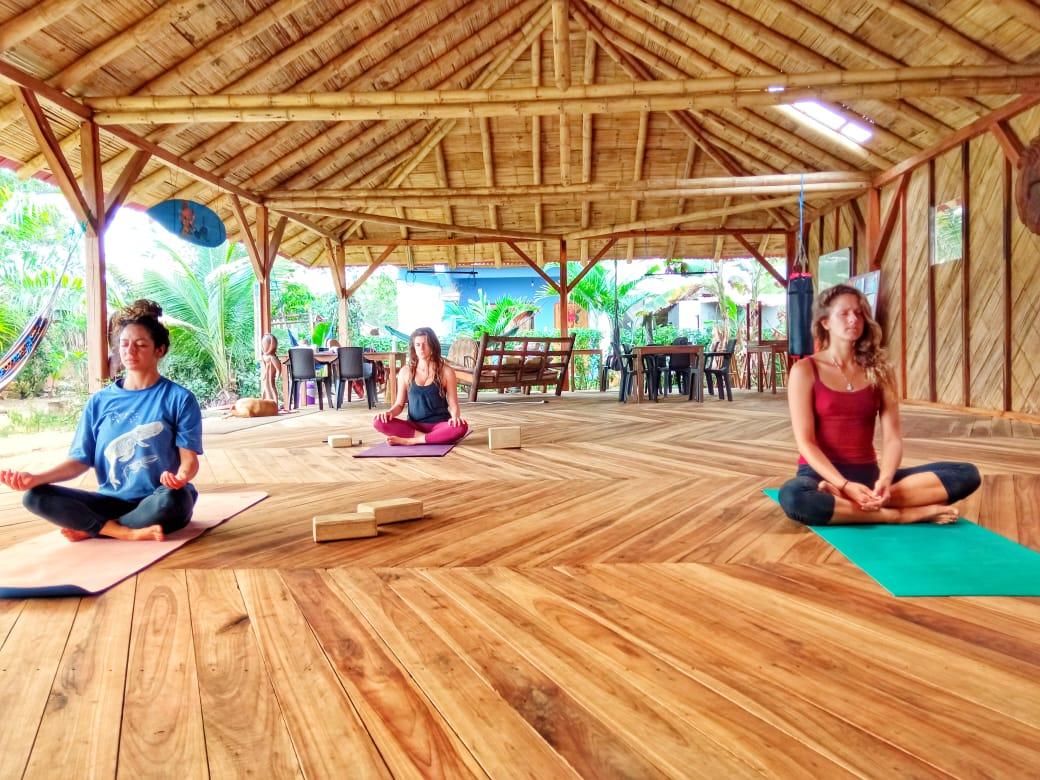 Yoga Ayampe